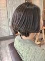 オーブ ヘアー ヴォーチェ 岡山店(AUBE HAIR voce)ショードボブ