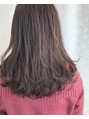 【HATTA HAIR】ツヤのある色