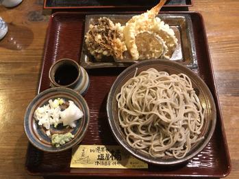 ラーメン →→→ 蕎麦_20200114_1