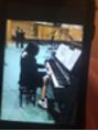 実はピアノが……