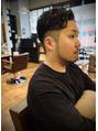 アイリーヘアデザイン(IRIE HAIR DESIGN)黒髪パーマ