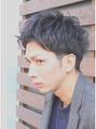 ☆sho-go☆メンズパーマ!!マッシュスタイル!!