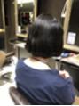 ☆グラボブパーマ