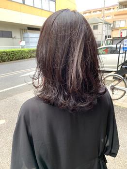 ミディアムレイヤーヘア♪【山崎慎悟】_20200926_1