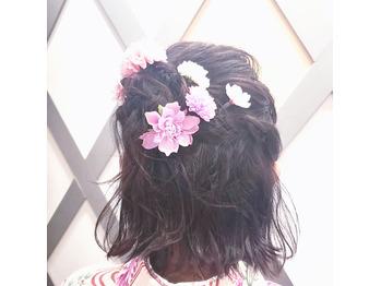 ☆袴~桜色☆_20200310_3