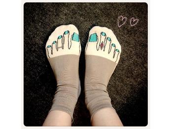 お気に入り☆靴下