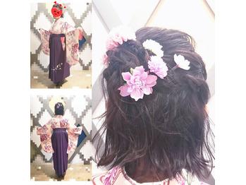 ☆袴~桜色☆_20200310_4