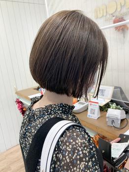 【坪井】インナーカラー×ミニボブ_20201024_1