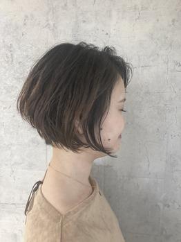 前下がりショート☆_20190619_2