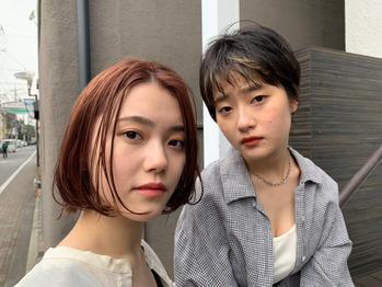 動くヘアカタログ/撮影/ショートスタイル_20200227_1