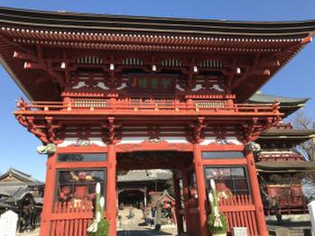 12月の神社☆_20171225_1