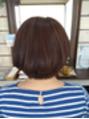 ヘアサロンアンドリラクゼーション マハナ(Hair salon&Relaxation mahana)アシメスタイル×インナーローライト