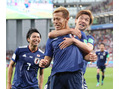 熱戦!日本VSセネガル