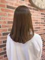 ハピネス 心斎橋(HAPPINESS)ダメージレス◎未来の髪を守るホリスティックカラー