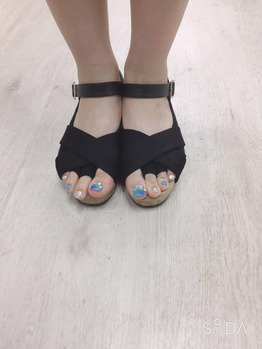 夏のファッション☆履くだけエクササイズで目指せ美脚_20190523_1