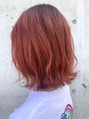 orange red color
