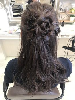 【夏祭りの季節ですね♪♪】下野市 自治医大 シェイプス (Shape's hair design)