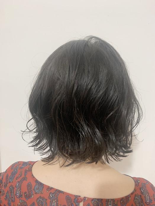【YU-KA】オリーブグレージュカラー_20190908_1