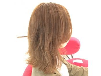 ブリーチ毛にストレート&パーマ☆_20170427_1