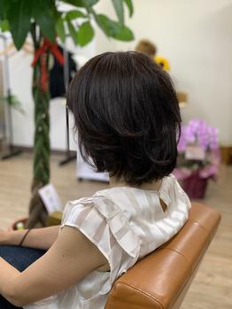 本日の髪質改善 ayame ~あやめ_20190626_1
