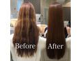 オトナ女子必見☆髪質改善S-AQUA導入しました
