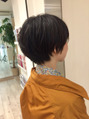 【pupula吉田】お客様スタイル*秋髪ショート