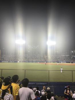 野球観戦♪_20190926_1
