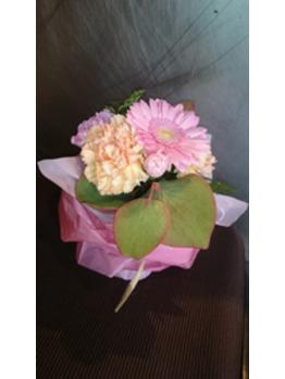お花いただきました!_20170109_1
