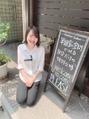 日比谷店 8月の新しい女性スタッフ紹介です!