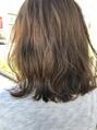 秋先取りヘア