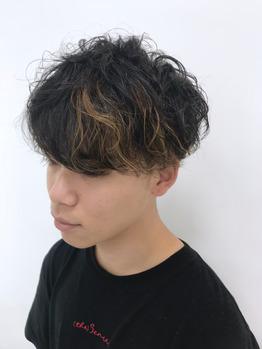 メッシュでアクセント☆_20180525_1
