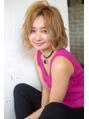 津賀雅也 ハイトーンカラーも可愛いですよ!