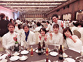 今年もグループの新年会に!!