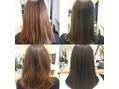 カラーしたのに髪が綺麗に!?髪質改善カラーの実力!