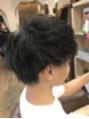 ハピネス 王寺店(Happiness)【メンズカット】秋にオススメのパーマスタイル
