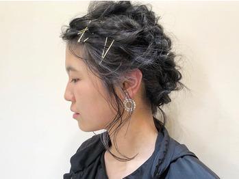 ゆるっとかわいいヘアアレンジも_20181006_1
