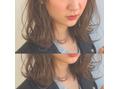 【松盛友美子】デジタルパーマで再現☆