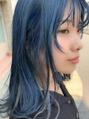 【人生初カラー】黒髪卒業式◎