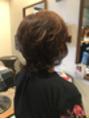 髪の毛を切りませんか?