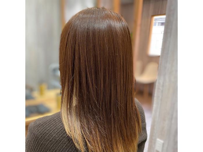 久々の髪質改善トリートメント_20201126_1