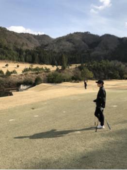 休日のゴルフ。_20170317_1