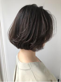 肩につく長さからバッサリイメチェン☆お客様ヘア_20190627_1