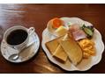 カフェ ド mai モーニング