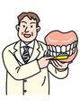 美容室 椿家(ツバキヤ)歯みがきの基本3原則