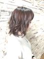 【VISE・春Style】ほんのりピンクアッシュ