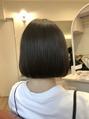 ソース ヘアアトリエ 梅田(Source hair atelier)ボブ