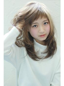 【Sourire un】◆春っぽい女子・ハイライト_20160326_3