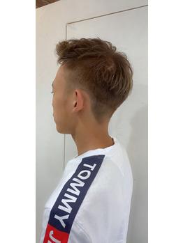 首の髪 もみあげの伸びが気になる方 メンズ限定_20190805_1