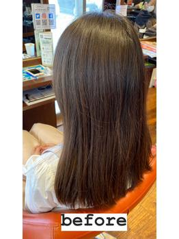 縮毛矯正の半分はやさしさでできている_20200623_1