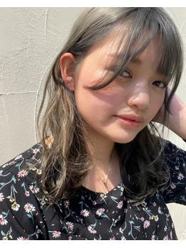 ダブルカラー☆彡オリーブベージュ_20200513_4